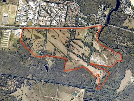 SUBJECT OF DEBATE: West Byron area zoned for development.