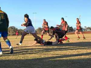 Victory keeps Wheatmen on top of the Risdon Cup