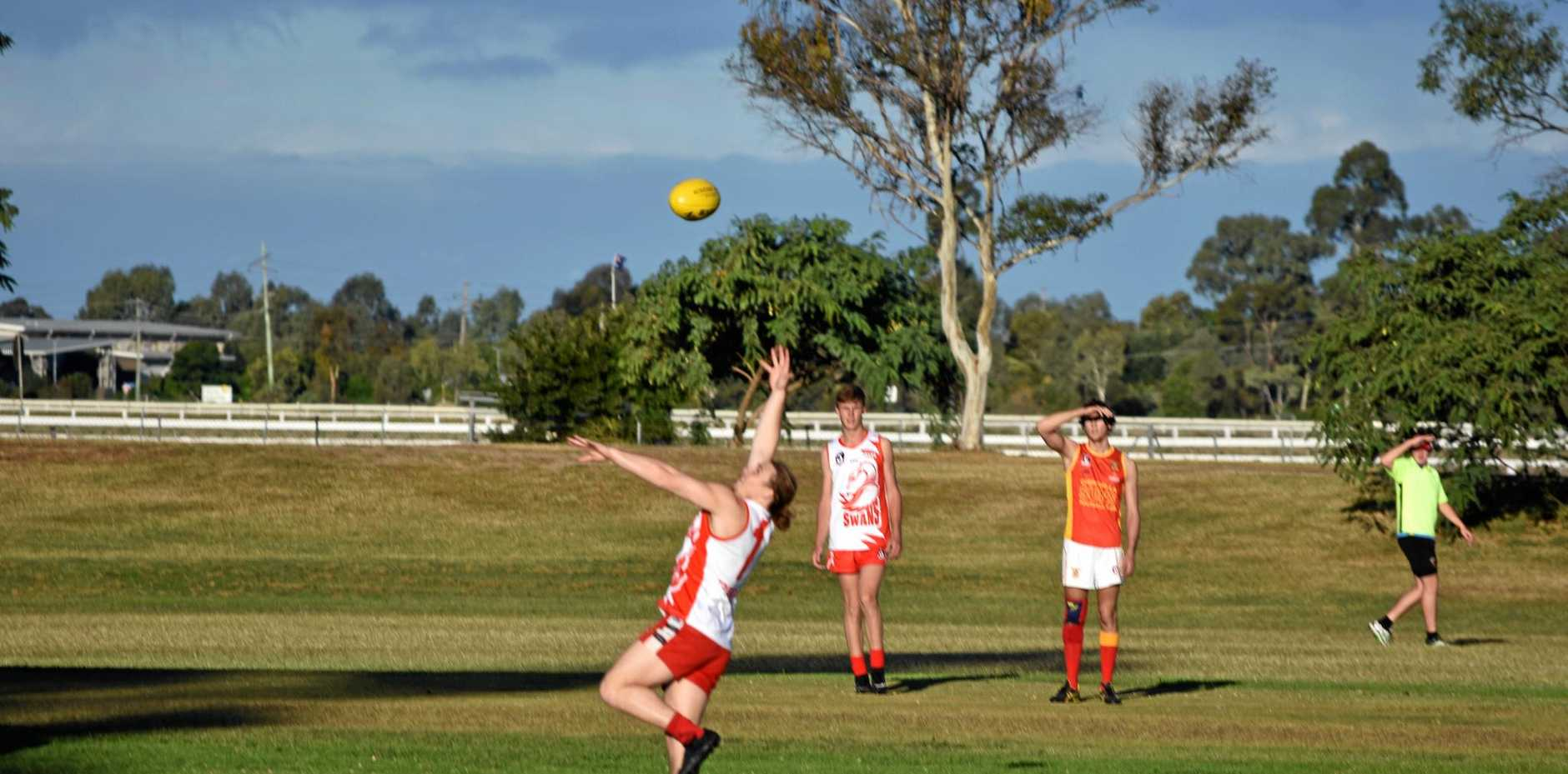 VICTORY: Dalby secure another win.