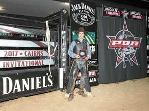 Atherton cowboy wins Cairns invitational