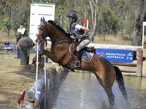 Davidson one to watch in 21st anniversary eventing