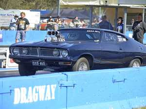 Ten meets a year for drag racing club