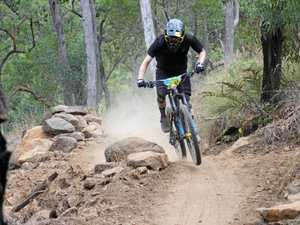 Gympie mountain biker perched atop national podium