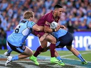 Holmes happy in maroon after eligibility stoush