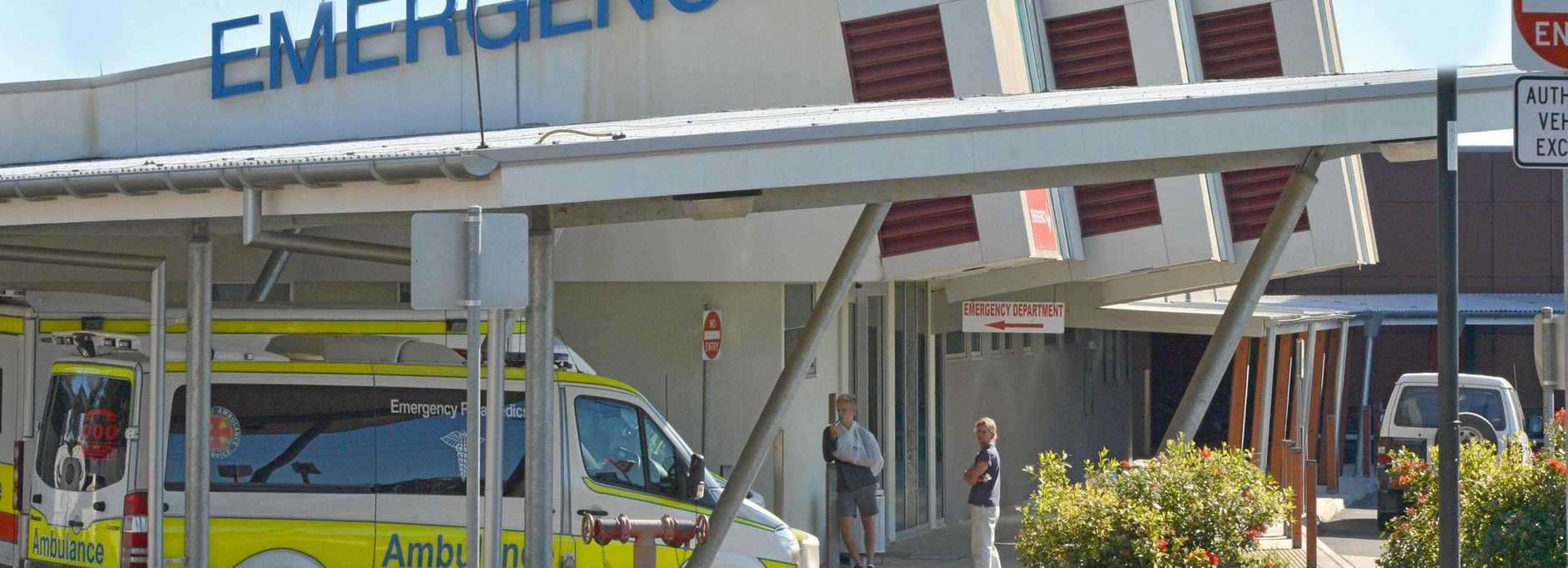 HEALTHY MEAL: There'll be less emphasis on chocolates and soft drinks at Gympie Hospital.