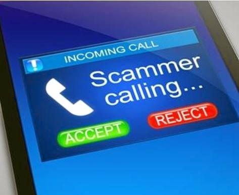 Police are warning people that scamming activity is common around tax time.