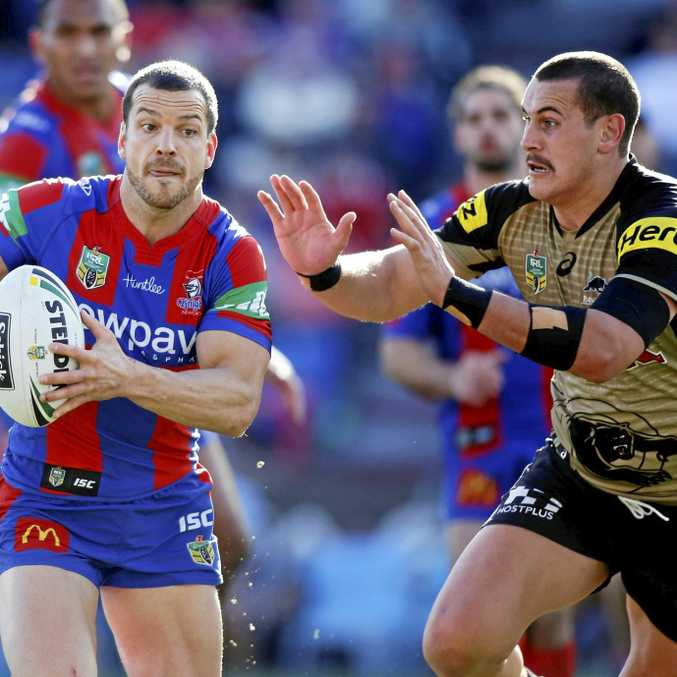 BAN APPEAL: Jarrod Mullen's family have approached NRL boss Todd Greenberg in an effort to have the length of Jarrod's doping ban shortened.