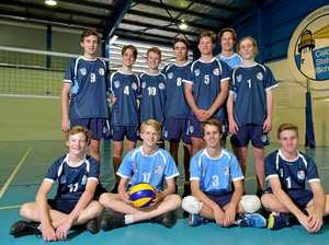 State's top volleyball youth to hit Caloundra
