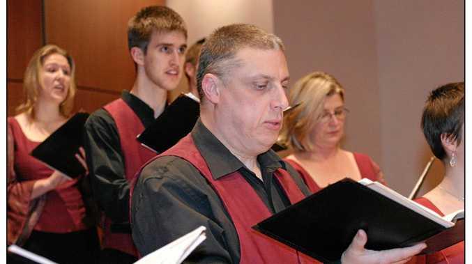 Geoffrey Webb (tenor) joins Lismore's 'A Symphony of Opera' at Southern Cross University on Saturday July 22.