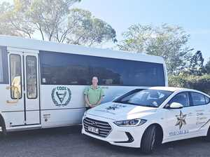 MAJOR MERGER: C.O.D.I. has merged with Redlands based STAR Community Services after a thorough review of the Ipswich transport service C.O.D.I.