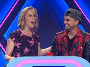 Guy Sebastian makes epic fail on TV show Behave Yourself