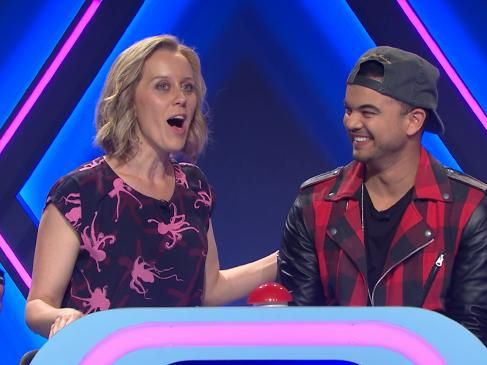 Claire Hooper is shocked by Sebastian's comments.