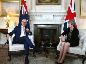 Turnbull meets May