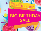 Ballina Homemaker Centre's birthday will include huge retailer sales & discounts, live demonstrations plus a whole lot of entertainment for the family!