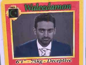 Racist flyers featuring Waleed Aly pop up on city streets