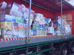 Police audit Orange trucking company