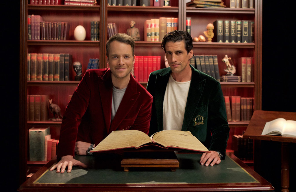 Hamish and Andy will host the new TV series True Story with Hamish & Andy on Channel 9.