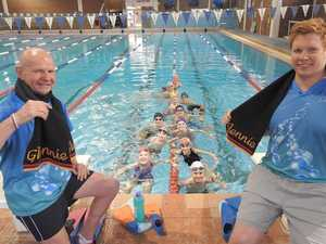 Free swimming lessons entice people to take the plunge