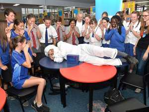 International Space Mission for Mackay students