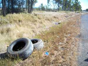 Truckies on a mission to tidy up the nation's rest stops