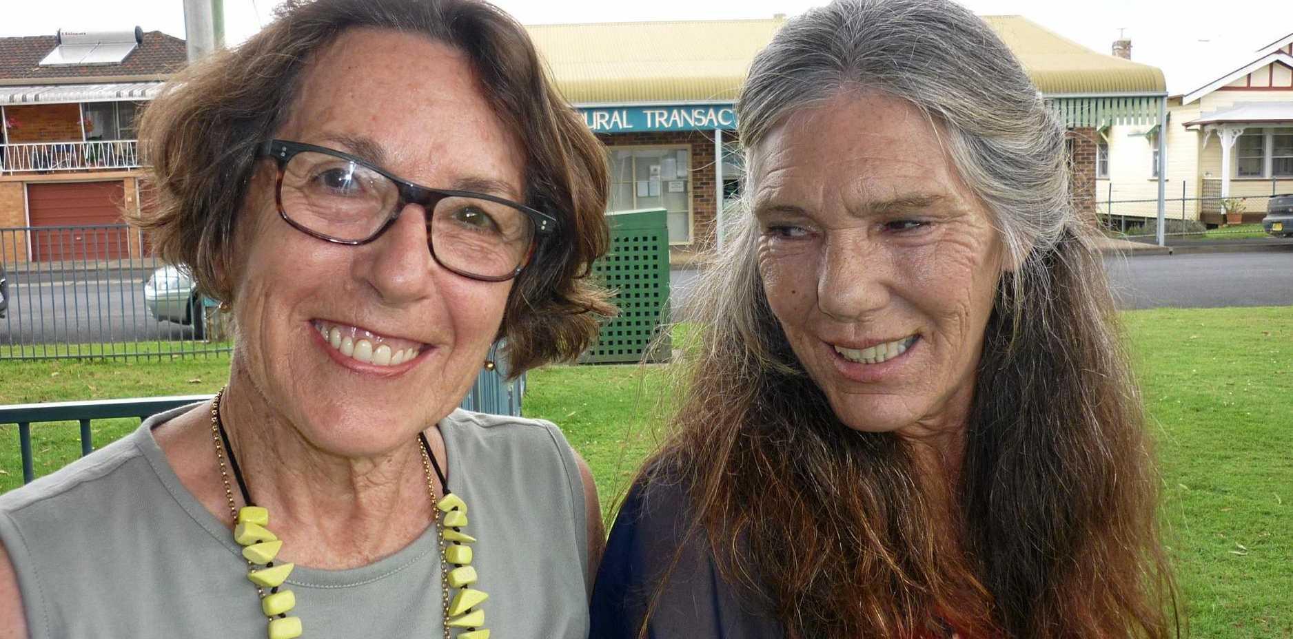 NOMINATE: Paula Starkey and Rikki Toi, of Coraki, were named Hidden Treasures in 2015 for their volunteering work.