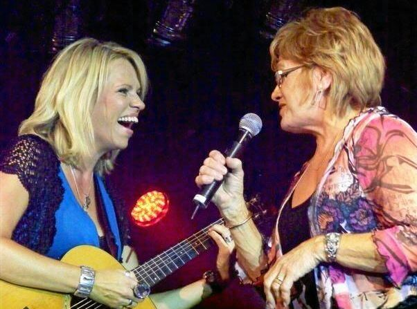 FAMILY BOND: Beccy Cole and her mum Carole Sturtzel are top entertainers in the country music sphere.