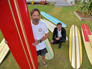 Old malibu club keeps Coast's surfing history alive