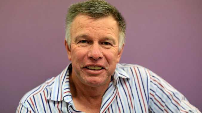 Queensland Farmers Federation board member, Stuart Armitage.