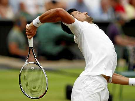 Nadal hoping to maintain performance all the way to final