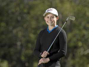 Golfer continues climb to pro ranks