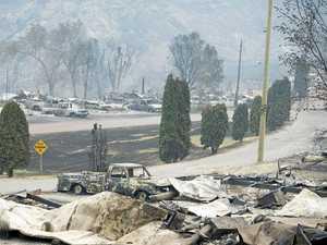 Hundreds of fires rip through Canada, US