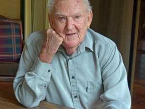 A life of hard yakka for Ron Barnes