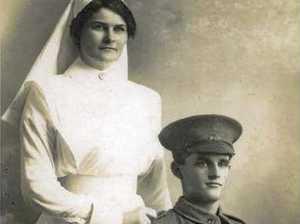 Valley's First World War sea nurse