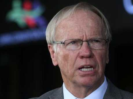 Former Queensland Premier Peter Beattie.