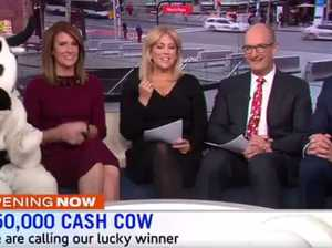 Disability support worker wins $50,000 with Cash Cow