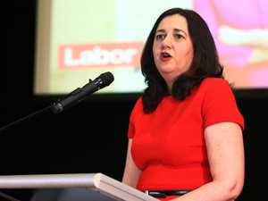 Crowd turns on Premier Palaszczuk at town hall meeting