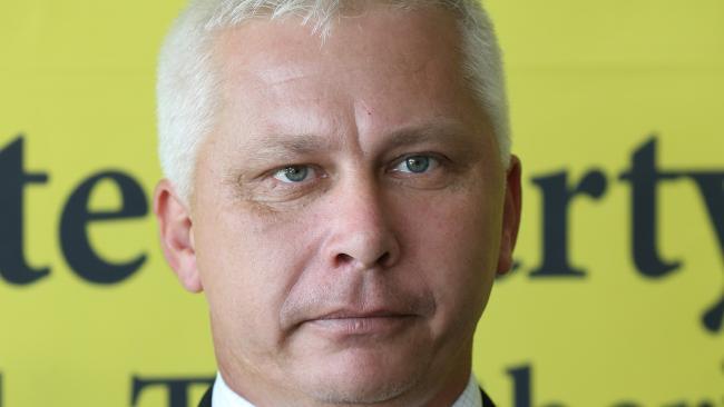 Former Palmer United candidate Adam Marcinkowski. Picture: Adam Head