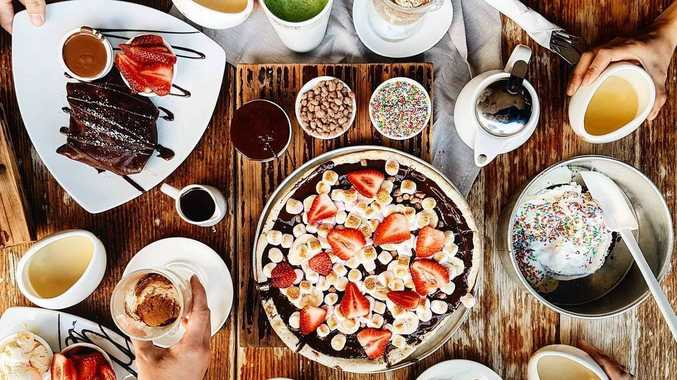 Max Brenner is opening in Toowoomba.
