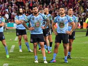 Blue tears again as Maroons take out State of Origin
