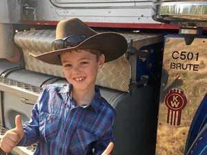 Our biggest little truck fan