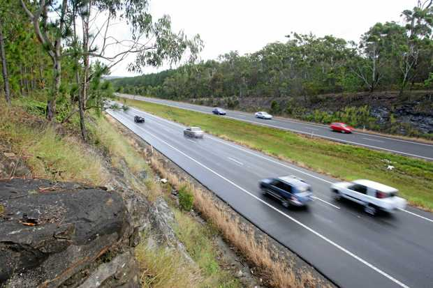 Main Roads will repaint chevrons on the Bruce Highway after a successful trial.