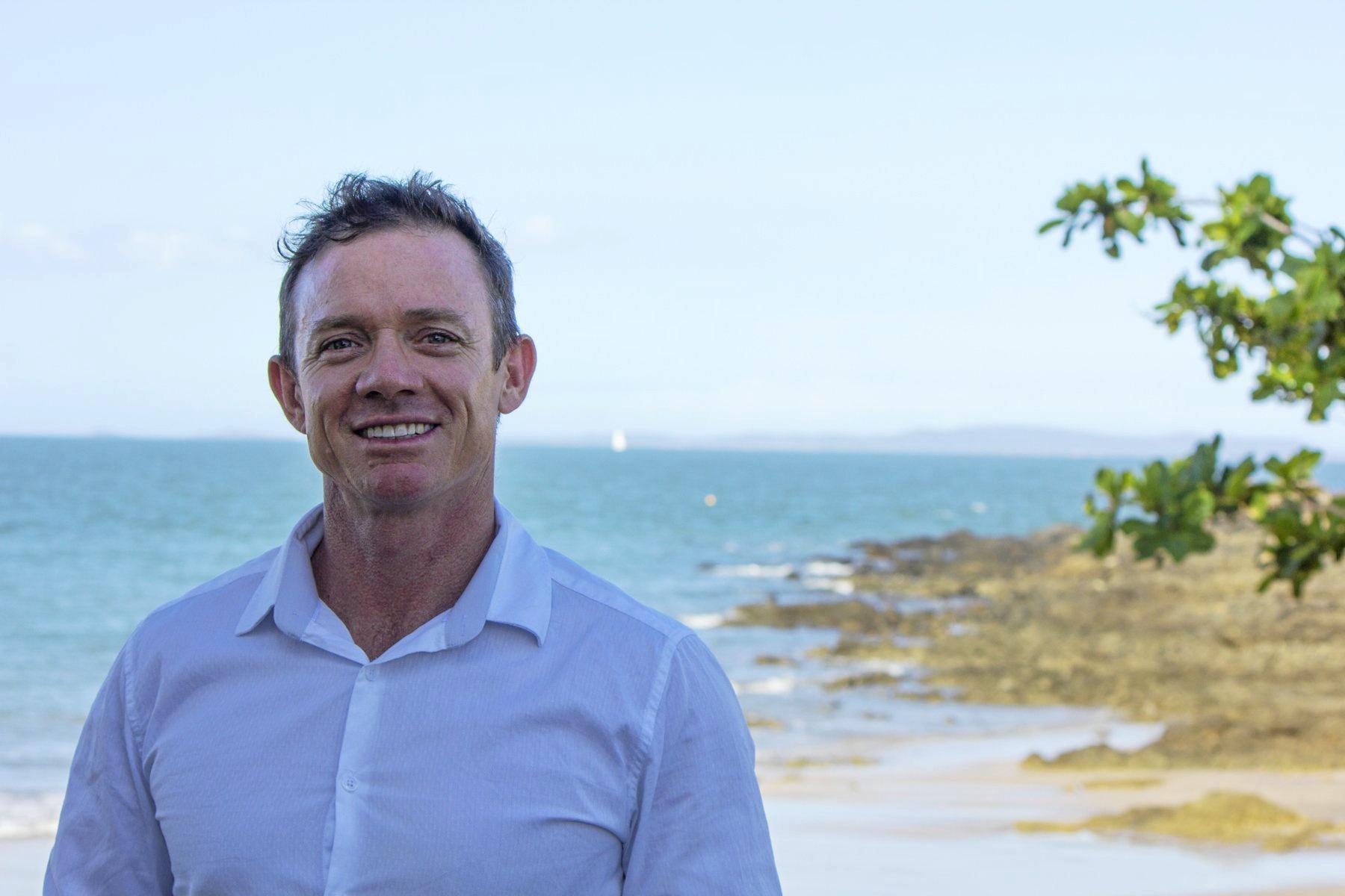 TOUGH TIMES: Livingstone Shire Councillor Adam Belot wants council to favour local businesses when assessing tenders.