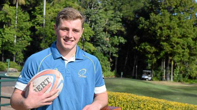 HAPPY HOOKER: Coffs Snappers player Jack Winchester has been selected to play in the Australian Schools Barbarians team.