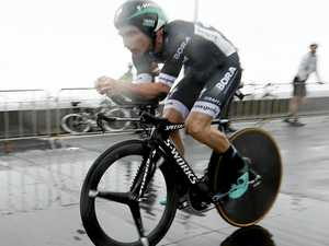 Young Aussie rider enduring baptism of fire on Tour