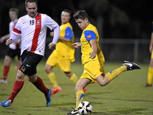 Kawana striker takes aim at Noosa in race for title