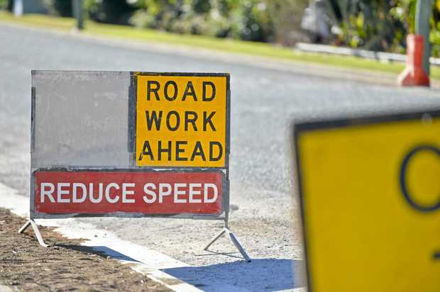 The road works will start soon.