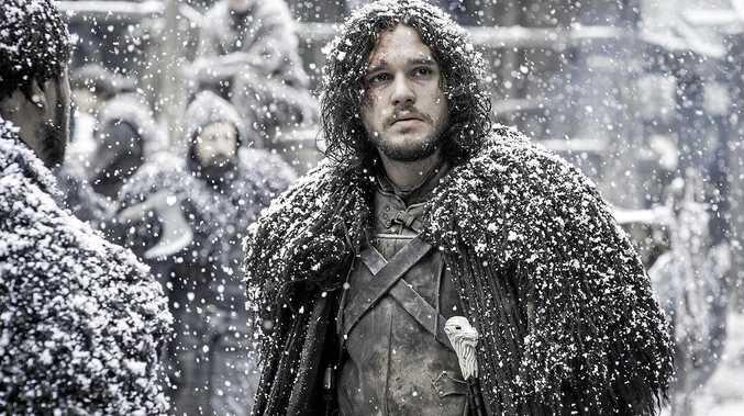 Kit Harington as Jon Snow in the HBO drama series Game of Thrones.