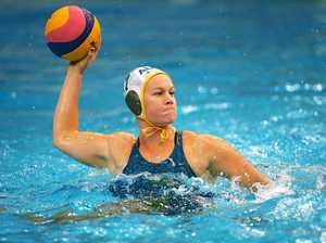 Up-and-comers given chance to shine for water polo sides