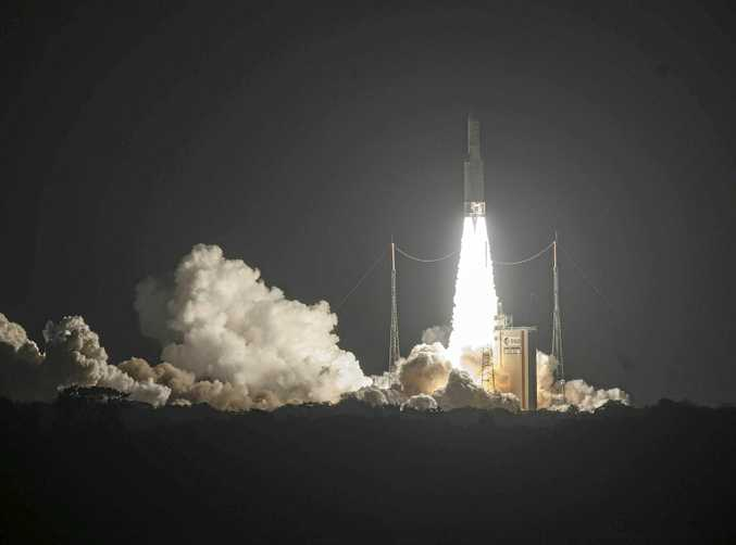 Australia has lagged behind other advanced nations in the lucrative space agency business.