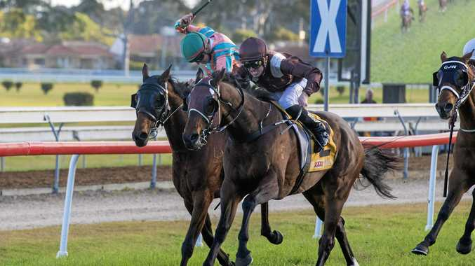 Supply and Demand wins the Grafton Cup.